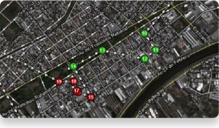 visualización de mapas